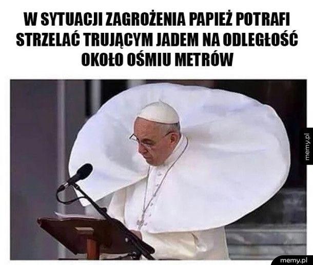 Papież kobra