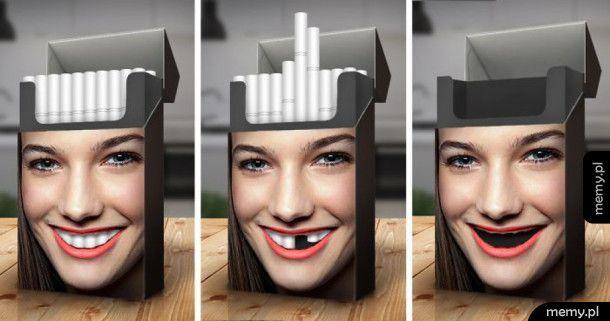 Palenie nie jest fajne