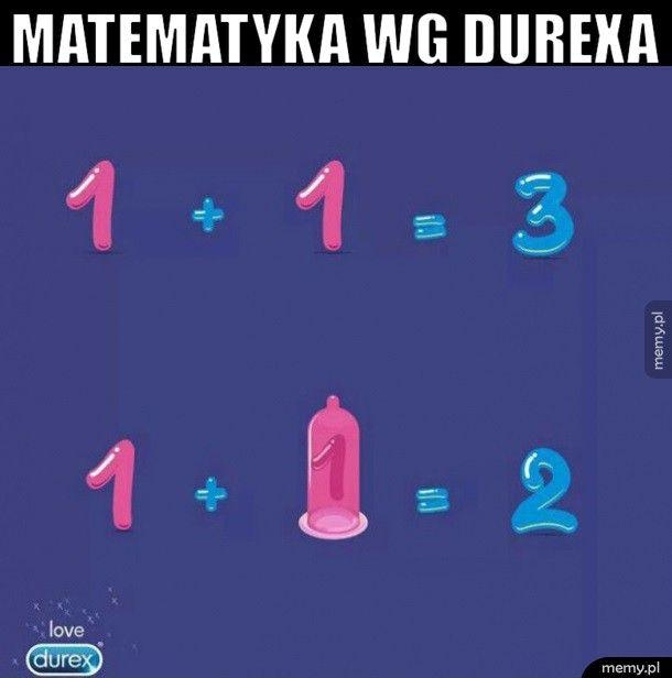 Matematyka z Durexem