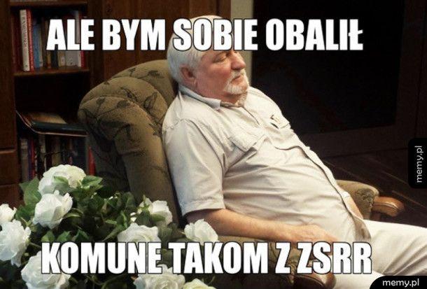 Marzenia Lecha Wałęsy