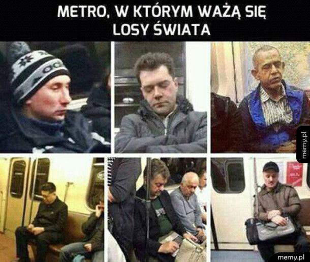 Metro takie jest