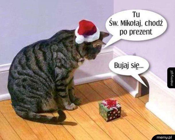 Sprytny Mikołaj