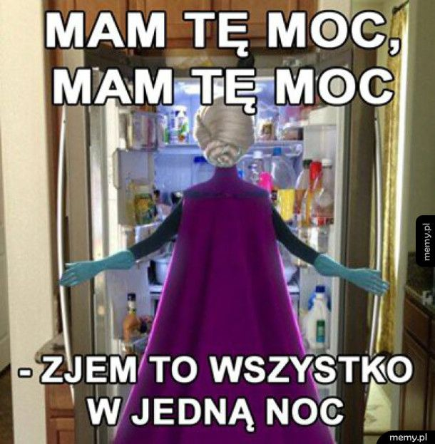 Mam tę moc