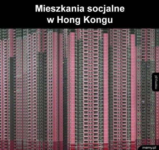 Mieszkania socjalne