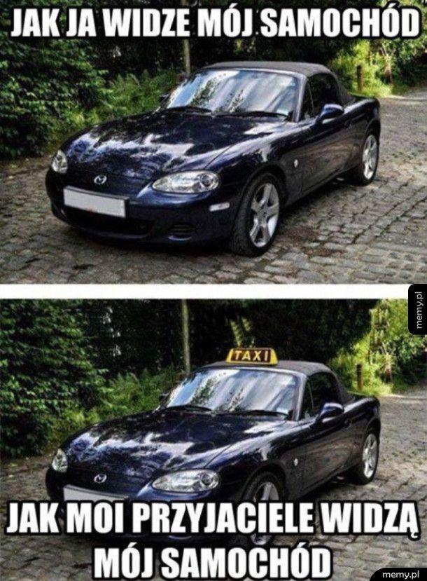 Mój samochód