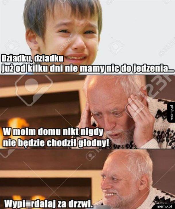 Dziadek Dziwny Pan