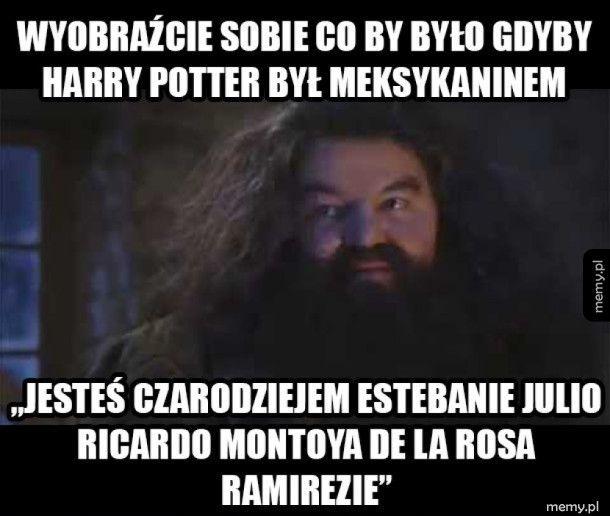 Meksykański Harry Potter