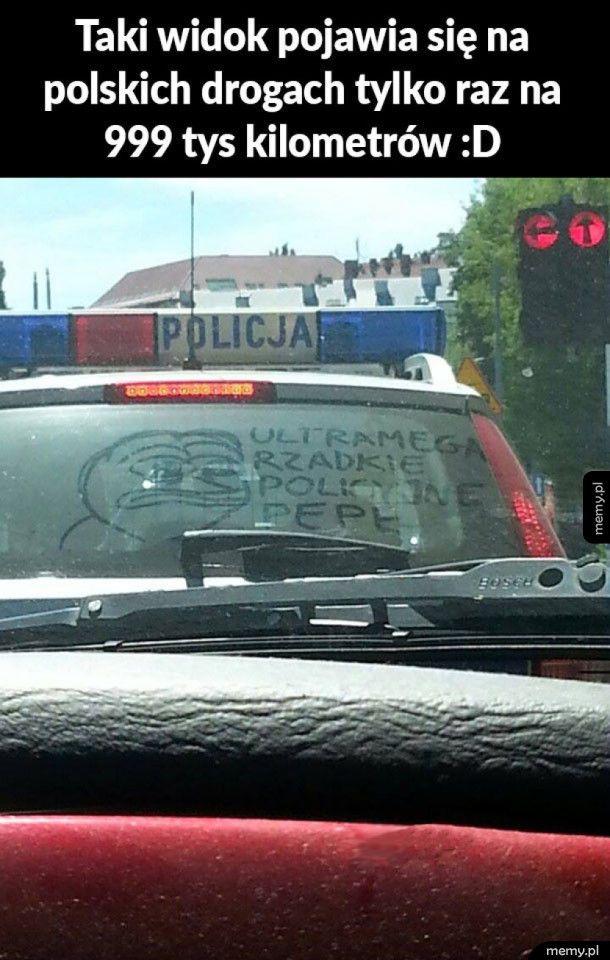 Śmieszki z policji