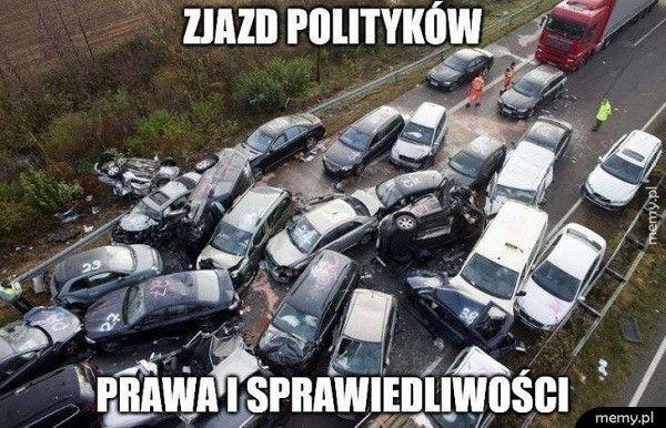Zjazd polityków