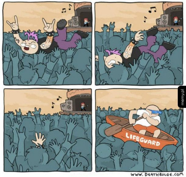 Ratownik koncertowy