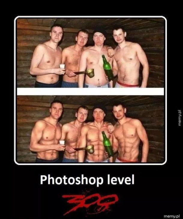 Mega Photoshop