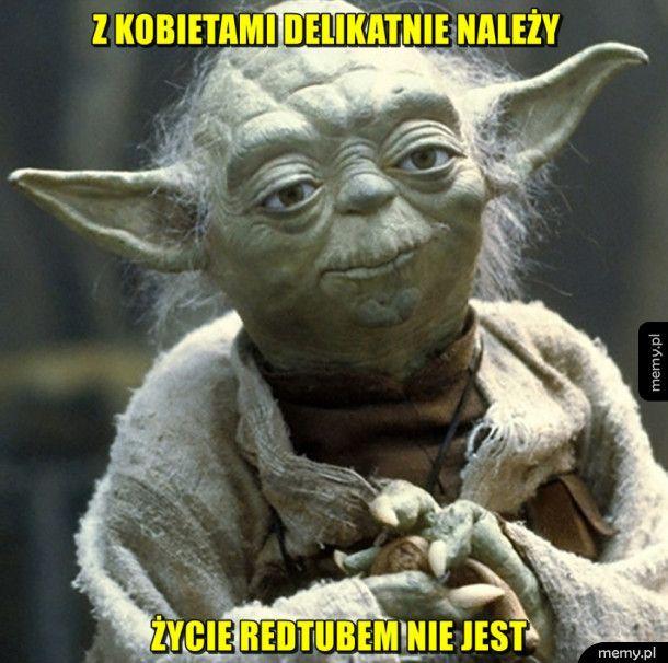 Yoda radzi