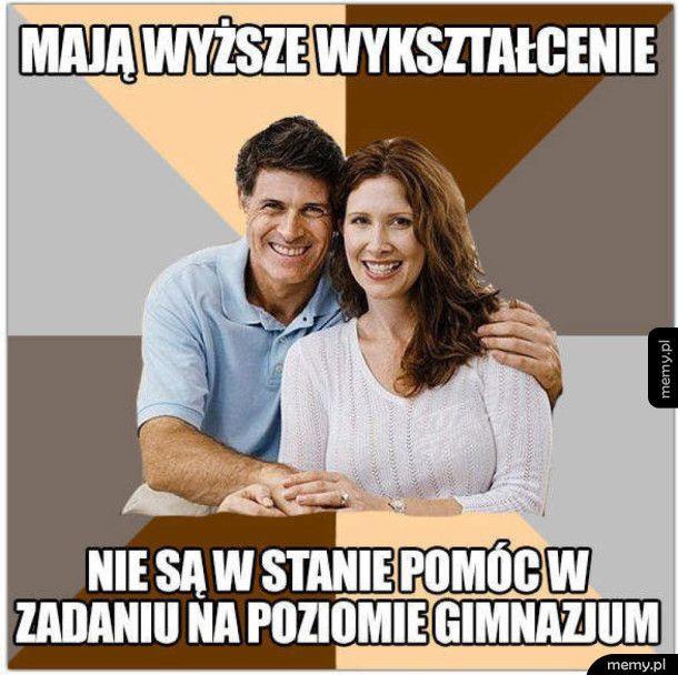 Typowi rodzice