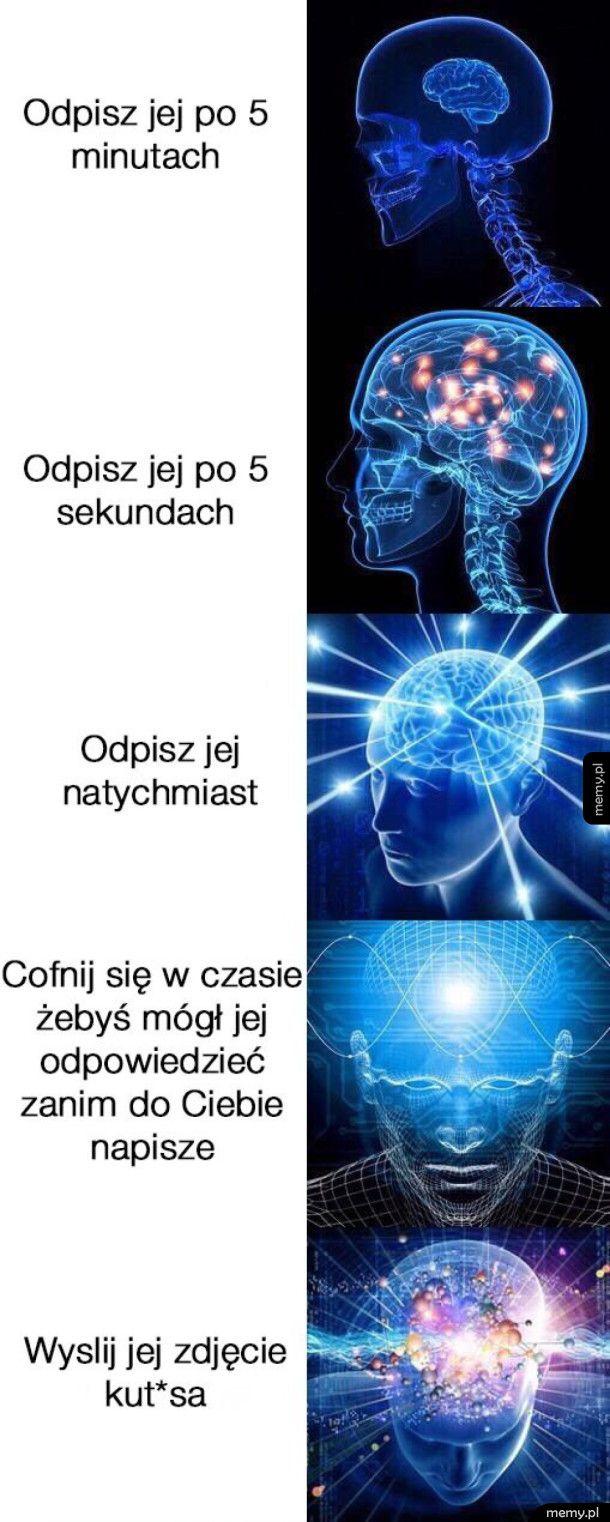 Mózgi facetów