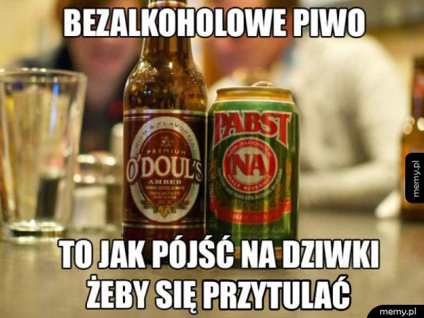 Bezalkoholowy napój