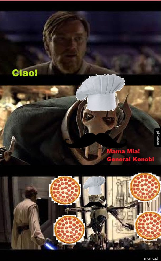 Włoskie Star wars