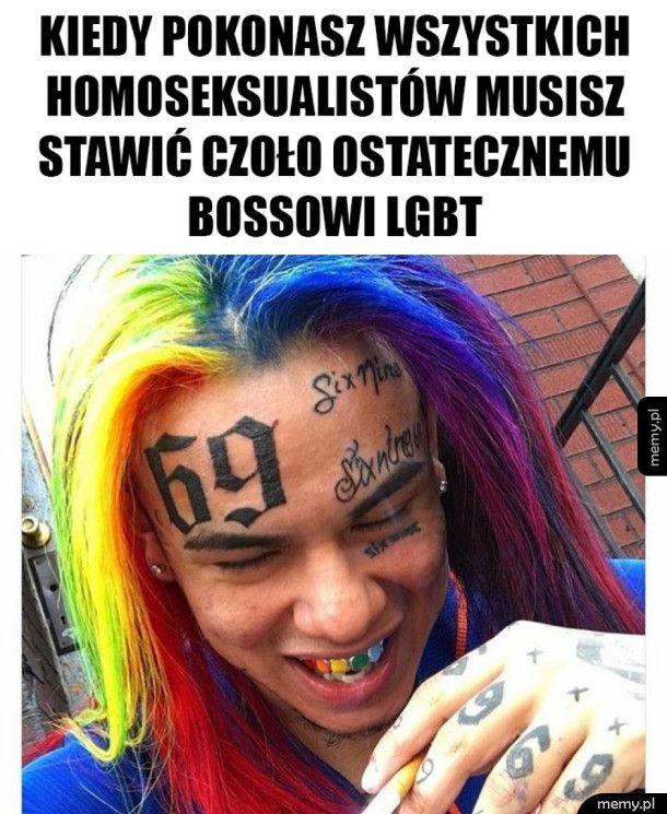 Ostateczny boss LGBT