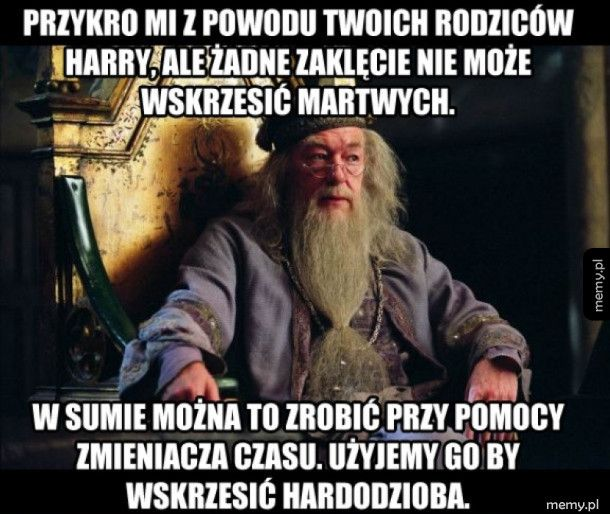 Typowy Dumbledore