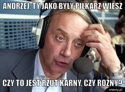 Szpakowski komentuje