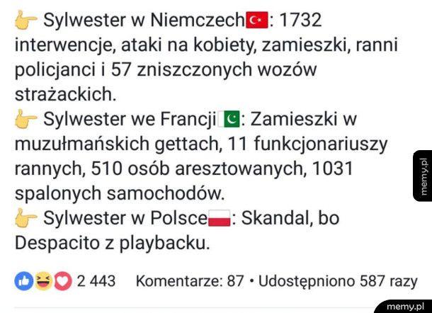Polska kontra postępowy zachód