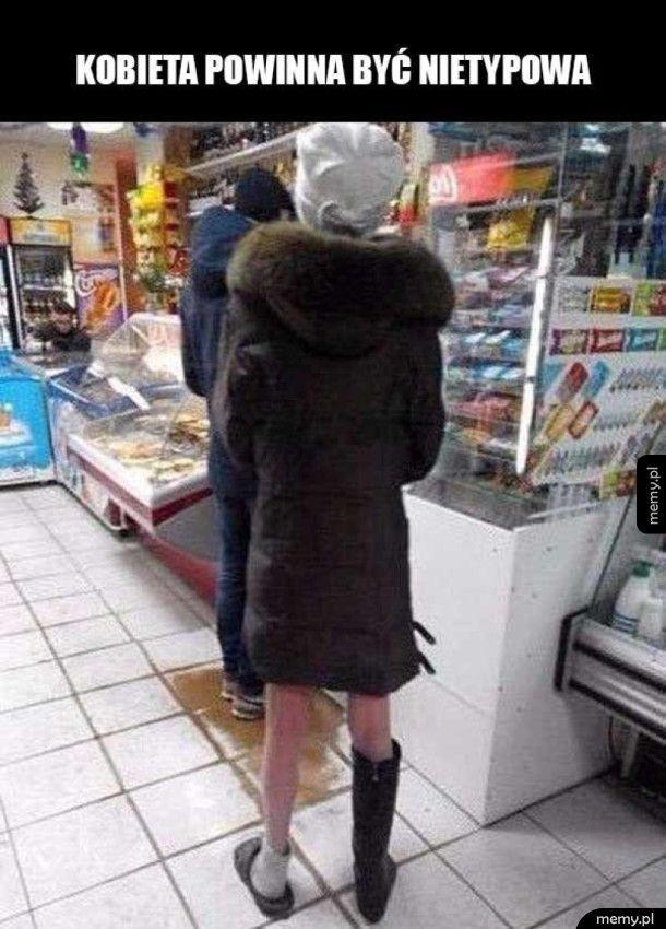 W sklepie