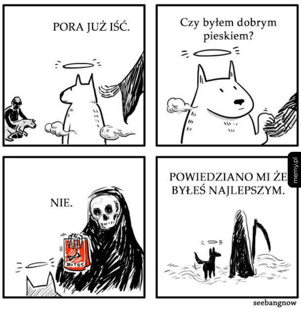 Pieseł i Śmierć