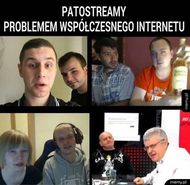 Patostreamy