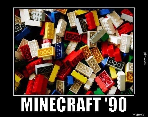 Minecraft '90
