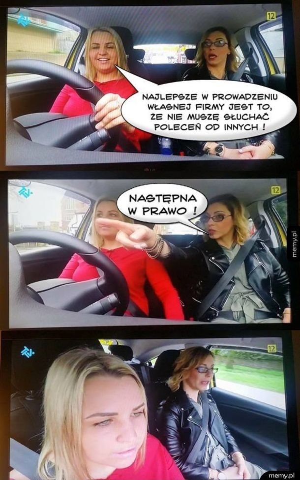 Nauka jazdy 2