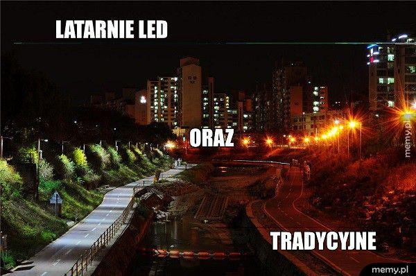 Lampy ledowe vs zwyczajne