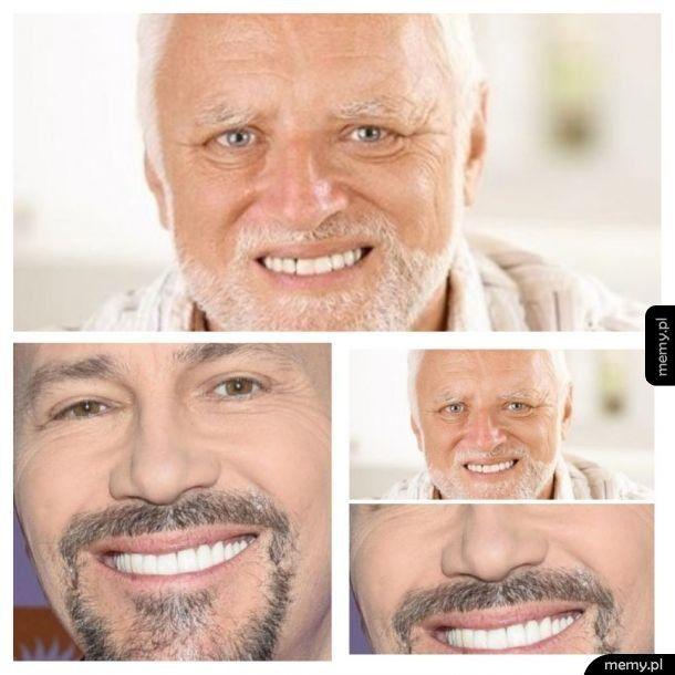 Znajomy uśmiech?