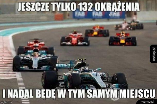 F1 wyścigi