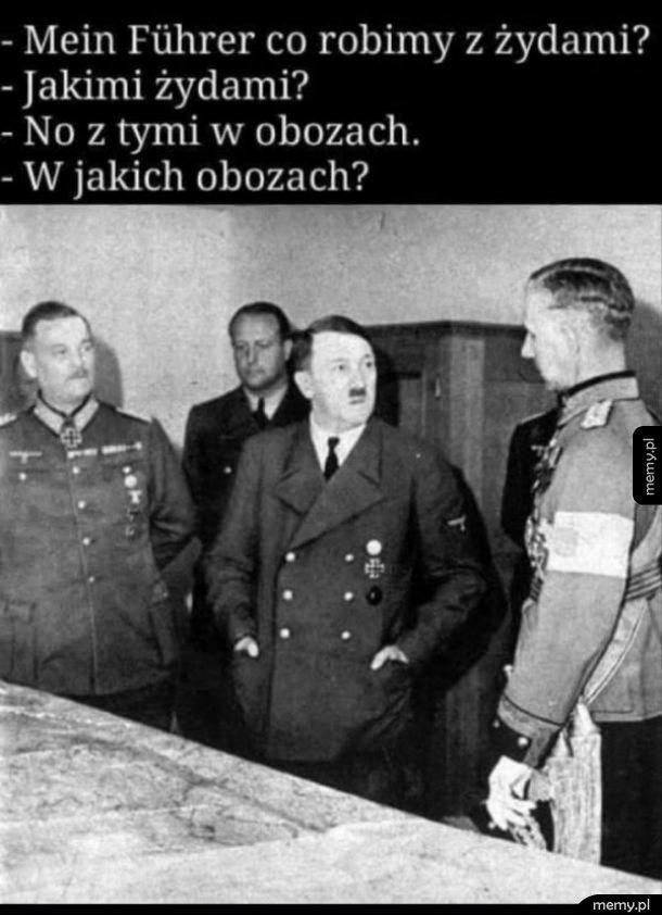 Adolf nic nie wie