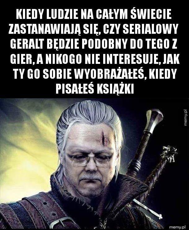 Smutny Sapkowski