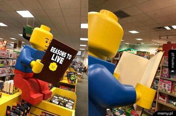 Powody, by żyć