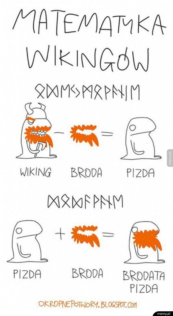 Matematyka Wikingów