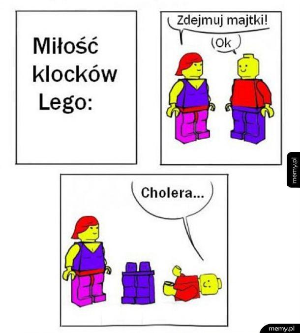 Miłość Lego