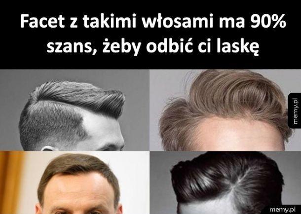 Te włosy