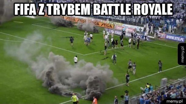 Fifa battle royale