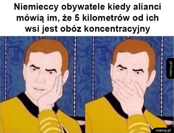 Oh nie