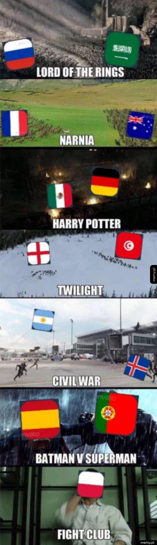 Bitwy o Puchar Świata