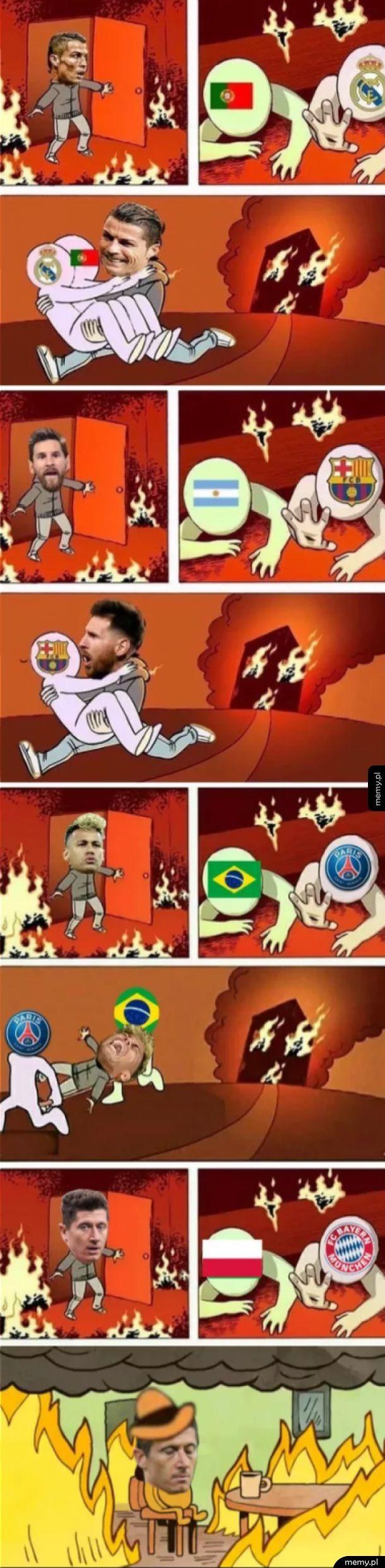 Co Lewandowski...