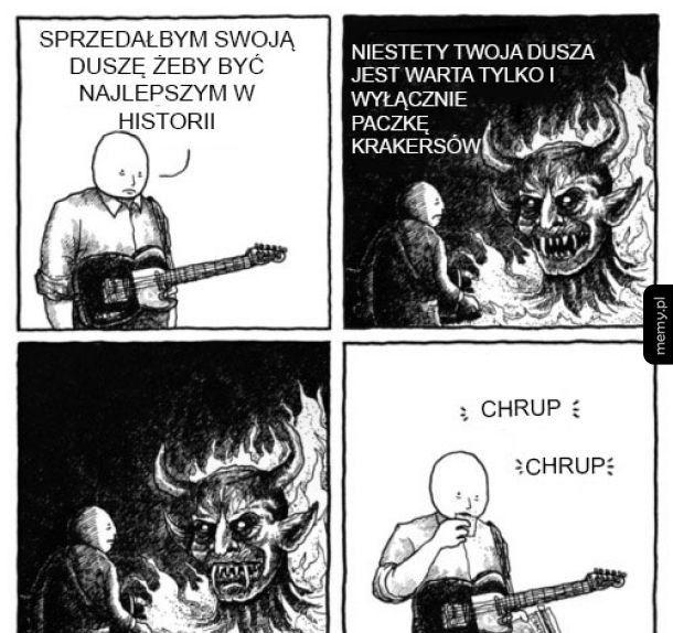 Dusza sprzedana diabłu