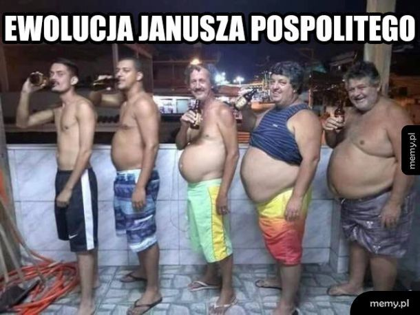 Od Seby do Janusza