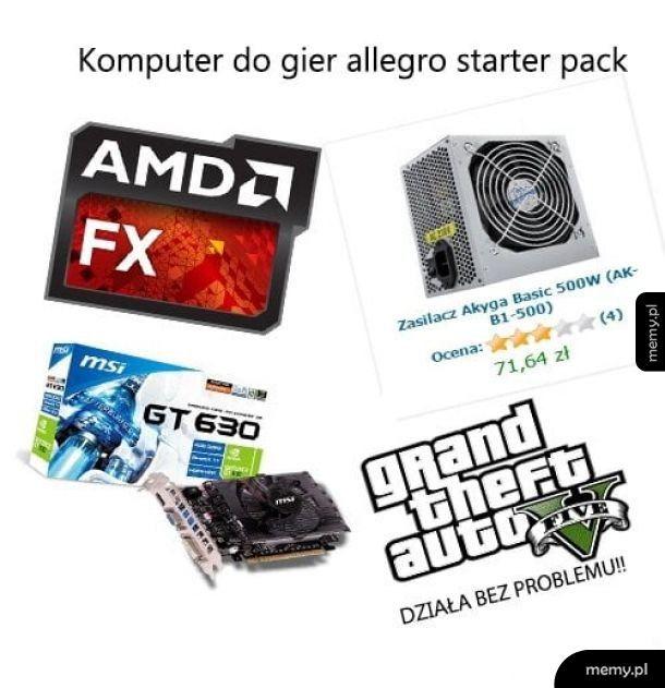 Komputer do gier