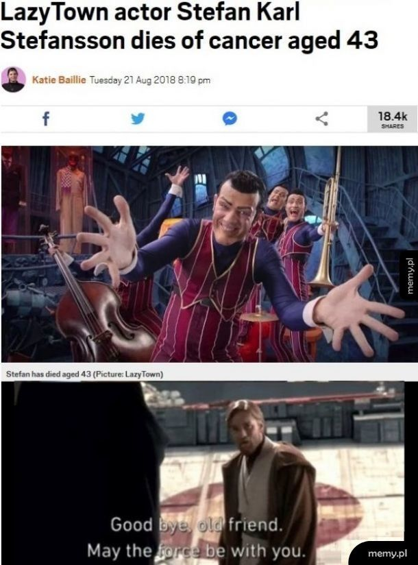 We are number one :(