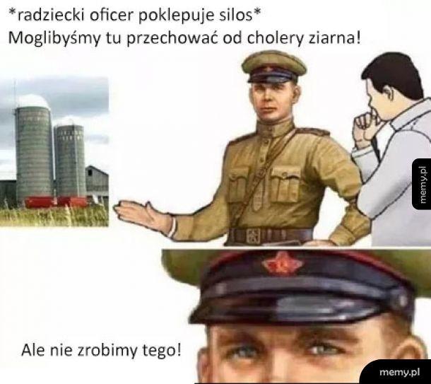 Radziecki oficer
