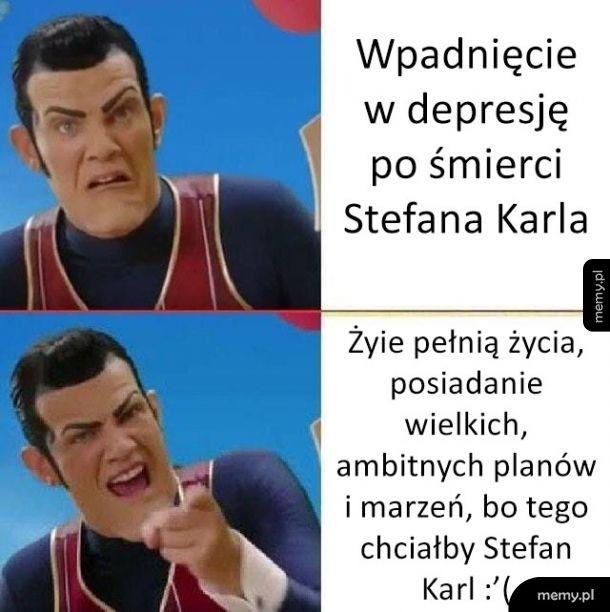 RIP Stefán Karl Stefánsson