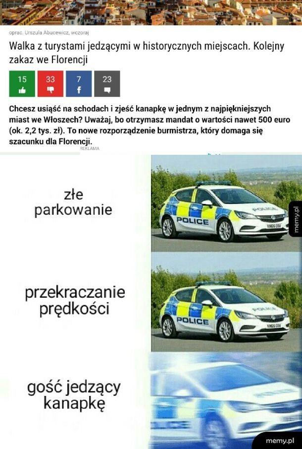 Nowe zadania dla policji