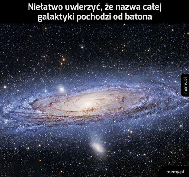 Nazwa galaktyki